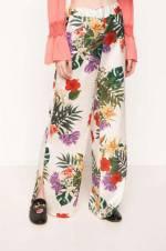 Kadın Desenli Pantolon H9923AZ.17HS.WT52